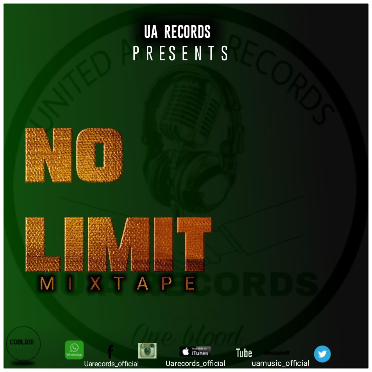 UA Records - No Limit (Mixtape) - TUNESLIBERIA